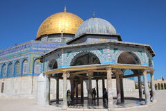 Free Dome Of The Rock - Temple Mount - Jerusalem - Israel Stock Photo - 40917910