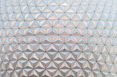 Dome in Orlando Theme Park Stock Images