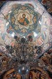Dome of orthodox church Royalty Free Stock Images