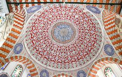 Dome of an Ottoman Building in Istanbul, Turkey. Dome of an Ottoman Building in Istanbul City, Turkey royalty free stock image