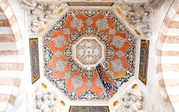 Dome of an Ottoman Building in Istanbul, Turkey. Dome of an Ottoman Building in Istanbul City, Turkey stock image