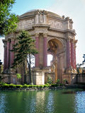 Dome of Palace of Fine Arts in San Francisco Stock Image