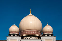 Dome of Palace of Justice Royalty Free Stock Photo