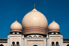 Dome of Palace of Justice Royalty Free Stock Images