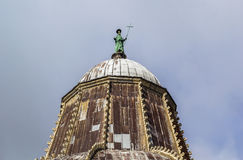 Dome of Pisa Baptistry, Italy Royalty Free Stock Photography