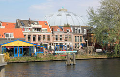 Dome Prison in Haarlem, the Netherlands Royalty Free Stock Images