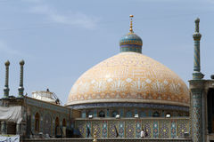 Dome in Qom Stock Images
