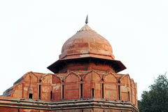 The Dome of Red Fort Stock Images