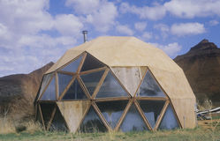Dome residence Stock Image