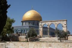 Dome of the Rock. Jerusalem Stock Photos