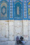 Dome of the rock Stock Photography