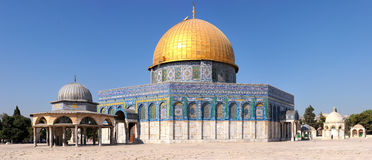 Dome of the Rock. Stock Photography