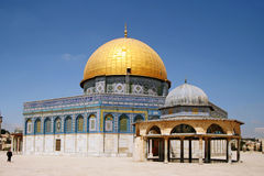 Dome of the Rock. Jerusalem royalty free stock photos