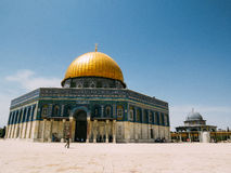 The Dome of the Rock Royalty Free Stock Image