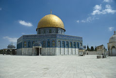 Dome of the Rock, Jerusalem Stock Image