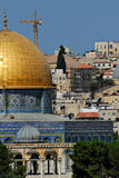 Dome of the rock - Jerusalem Royalty Free Stock Image