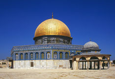 Dome of the Rock - Jerusalem - Israel royalty free stock images