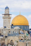 The Dome of the Rock Royalty Free Stock Photography
