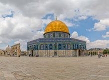 Dome of the Rock Jerusalem Stock Photography