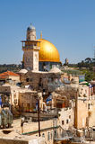 Dome of the rock, Jerusalem Royalty Free Stock Photo