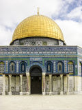 Dome of the Rock. The most known mosque in Jerusalem. Stock Photography