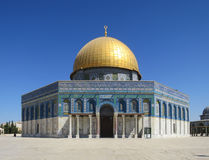 Dome of the Rock Royalty Free Stock Photography