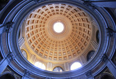 Dome in Rome royalty free stock photography