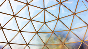 Dome roof. Stock Photography