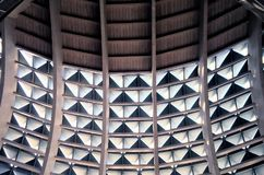 Dome Roof Skylight stock image