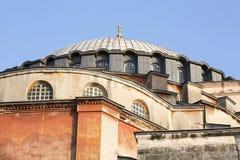 Dome's detail of Hagia Sophia in Istanbul, Turkey Stock Photos