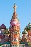 Dome Saint Basil's Cathedral Royalty Free Stock Images
