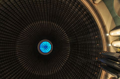Dome of Saint Hedwig's Cathedral Stock Photography