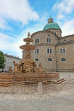 Dome of Salzburg Royalty Free Stock Photography