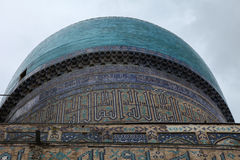 Dome of samarkand Stock Image