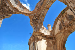 Dome of San Agustin Stock Image