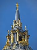 Dome of San Francisco City Hall Royalty Free Stock Photo