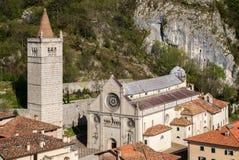 Dome Santa Maria Assunta in Gemona Royalty Free Stock Photos