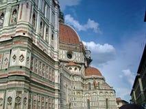 Dome Of Santa Maria Del Fiore Royalty Free Stock Image