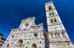 Dome Santa Maria Del Fiore, Florence Royalty Free Stock Photo