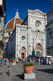 Dome Santa Maria Del Fiore, Florence Royalty Free Stock Image