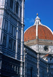 Dome Santa Maria del Fiore's Photos stock