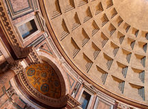 Dome section Royalty Free Stock Images
