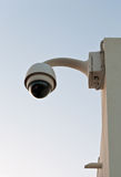 Dome security camera Stock Image