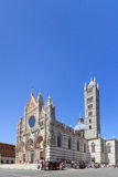 The dome of Siena Royalty Free Stock Photo