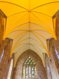 Dome of small Scottish cathedral Stock Photos