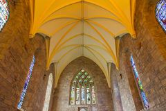 Dome of small Scottish cathedral Royalty Free Stock Images