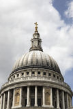 The dome of st paul's Stock Image
