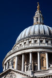 Dome of St Pauls Cathedral Royalty Free Stock Photo