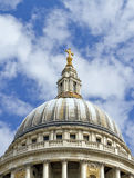 Dome of St Pauls Cathedral royalty free stock images