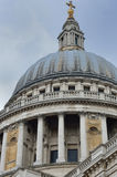 Dome of st pauls cathedral Stock Photos